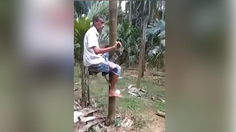 Indian farmer creates bike