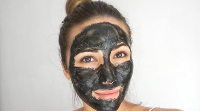 Charcoal Facial
